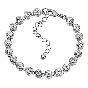 Radiance With Swarovski Crystal Tennis Bracelet - Product number 9725059