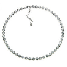 Radiance With Swarovski Crystal Tennis Necklace - Product number 9725067