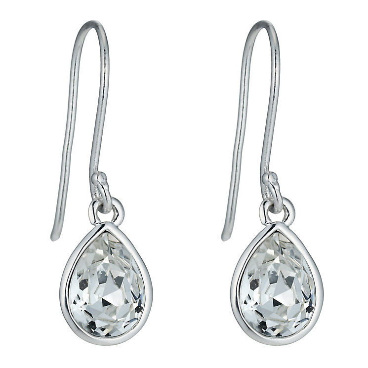 Radiance With Swarovski Crystal Elements Teardrop Earrings - Product number 9725407