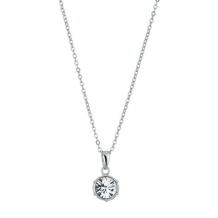 Radiance With Clear Swarovski Crystal Pendant - Product number 9725504