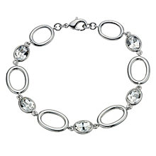 Radiance With Swarovski Crystal Oval Bracelet - Product number 9725539