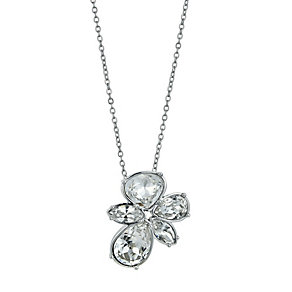 Radiance With Swarovski Crystal Flower Pendant - Product number 9725741