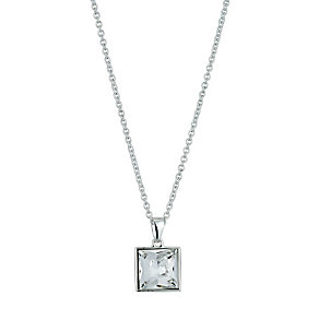 Radiance With Swarovski Crystal Square Pendant - Product number 9725776