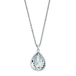 Radiance With Swarovski Crystal Element Teardrop Pendant - Product number 9725784