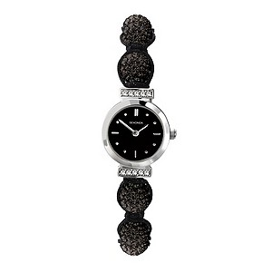 Sekonda Crystalla Ladies' Black Crystal Watch - Product number 9731776