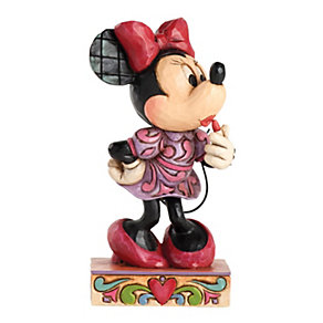 Disney Traditions Minnie Mouse With Lipstick - Product number 9733523
