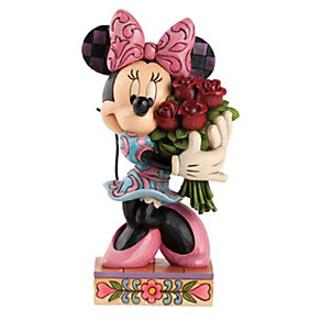 Disney Traditions Minnie Mouse With Flowers - Product number 9733566