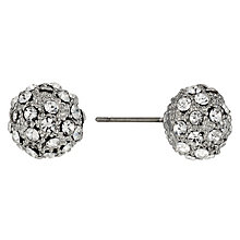 Crystal Ball Stud Earrings - Product number 9741402