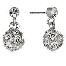 Crystal Ball Drop Earrings - Product number 9741429