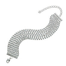 Multi Chain Stone Set Bracelet - Product number 9741526