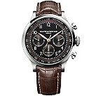Baume & Mercier Capeland men's stainless steel strap watch - Product number 9742026