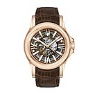 Bulova Accutron Kirkwood men's brown leather strap watch - Product number 9742530