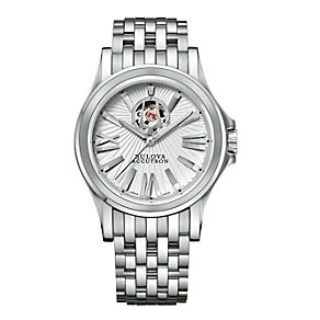 Bulova Accutron Kirkwood stainless steel bracelet watch - Product number 9742611