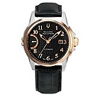 Bulova Accutron Calibrator men's EFAS black strap watch - Product number 9742689