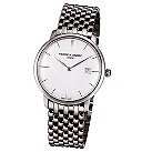Frederique Constant men's stainless steel bracelet watch - Product number 9743286