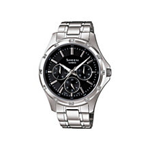 Casio Sheen Ladies' Stainless Steel Bracelet Watch - Product number 9743766