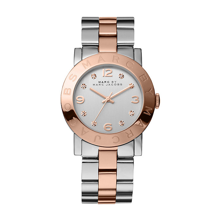 Marc Jacobs Ladies' Two Colour Bracelet Watch - Product number 9744436