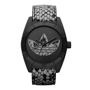 Adidas Santiago Grey Python Strap Watch - Product number 9749047