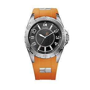 Hugo Boss Orange Men's Stainless Steel Orange Strap Watch - Product number 9754539