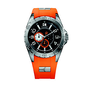 Hugo Boss Orange Men's Stainless Steel Orange Strap Watch - Product number 9754563