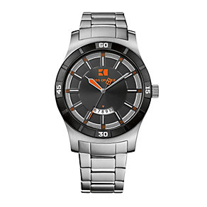 Hugo Boss Orange Men's Stainless Steel Bracelet Watch - Product number 9754601