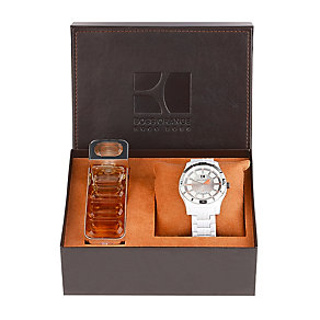 Boss Orange Ladies' White Bracelet Watch and Fragrance Set - Product number 9754644