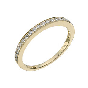 Le Vian 14ct gold 22 point diamond ring - Product number 9758712