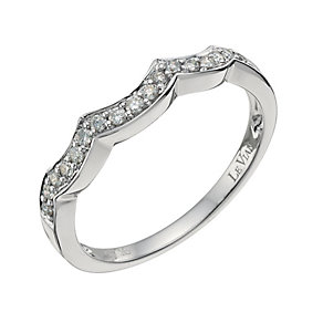 Le Vian 14 Carat Vanilla Gold Diamond Shaped ring - Product number 9759387