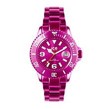 Ice-Watch Ice-Alu Men's Pink Bracelet Watch - Product number 9761705
