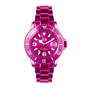 Ice-Watch Ice-Alu Men's Pink Bracelet Watch - Product number 9761705
