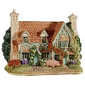 Exclusive Liliput Lane House Of Bricks - Product number 9772480