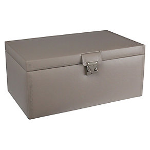 Mink leather jewellery box XL - Product number 9774750