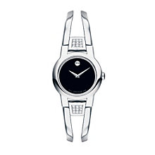 Movado Amorosa ladies' diamond bracelet watch - Product number 9797971