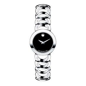 Movado ladies' stainless steel bracelet watch - Product number 9798153