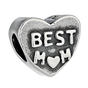 Charmed Memories Sterling Silver Best Mum Bead - Product number 9802290