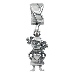 Charmed Memories Little Girl Bead - Product number 9802517