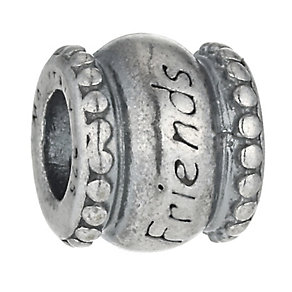 Charmed Memories Sterling Silver Best Friends Bead - Product number 9802525