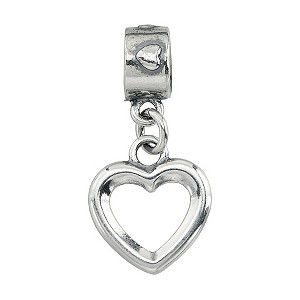 Special Memories Sterling Silver Open Heart product image