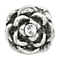 Charmed Memories Sterling Silver Crystal Flower Bead - Product number 9802983
