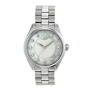 Project D London ladies' stainless steel bracelet watch - Product number 9804994