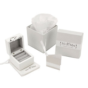 Special Memories White Ring Box - Product number 9807691