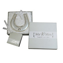 Special Memories Mr & Mrs Horseshoe - Product number 9807705