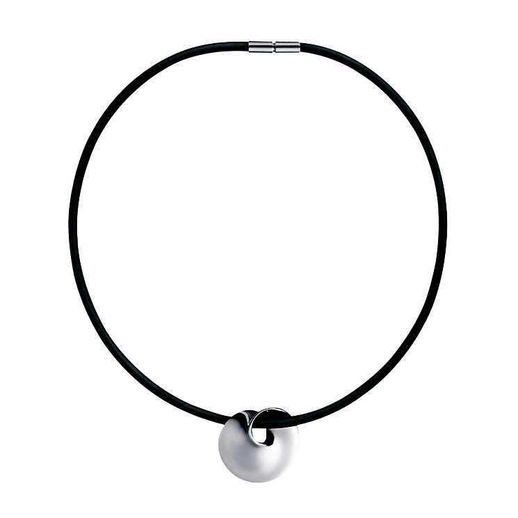 Georg Jensen Mobius sterling silver pendant - Product number 9811303