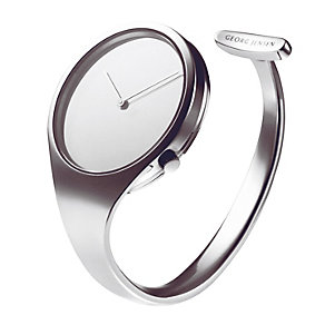 Georg Jensen Vivianna ladies' large dial open bangle watch - Product number 9811362