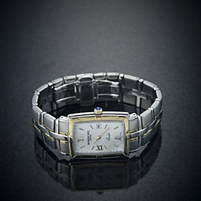 Pre-owned Raymond Weil Parsifal men's two colour watch - Product number 9816887