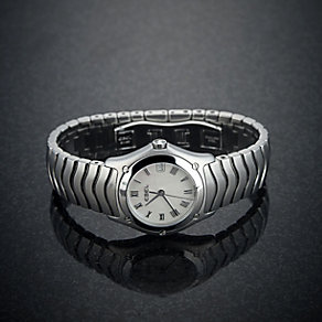 Pre-owned Ebel Classic Wave ladies' bracelet watch - Product number 9816925