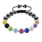 Tresor Paris multicolour bracelet - Product number 9819916
