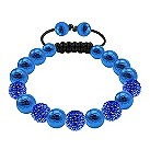 Tresor Paris blue crystal bracelet - Product number 9819959