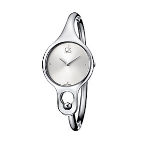 Calvin Klein Air ladies' stainless steel bangle watch - Product number 9894594
