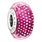 Chamilia Mystic Fuchsia sterling silver bead - Product number 9900071